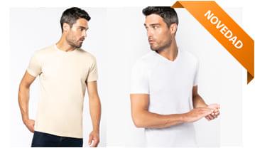 Camisetas y otros productos para el invierno, para publicitar tu empresa con regalos prácticos.