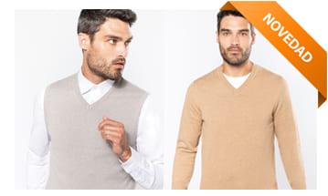 Jerseys y otros productos para el invierno, para publicitar tu empresa con regalos prácticos.
