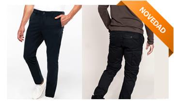 Pantalones y otros productos para el invierno, para publicitar tu empresa con regalos prácticos.