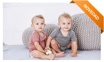 Infantil Bodys y otros productos para el invierno, para publicitar tu empresa con regalos prácticos.
