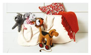 Sacos y cestas promocionales online.