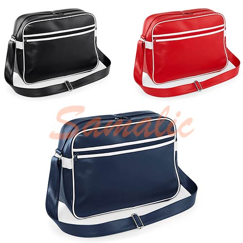 BOLSO BANDOLERA RETRO ORIGINAL REF BG91 BAG BASE