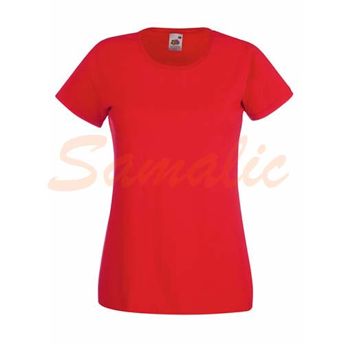 COMPRAR CAMISETA DE MUJER REF 613720 FRUIT OF THE LOOM
