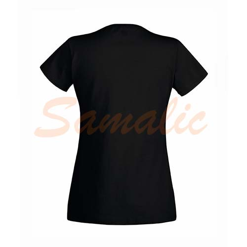 COMPRAR CAMISETA MUJER VALUEWEIGHT CUELLO PICO REF 613980C FRUIT OF THE LOOM