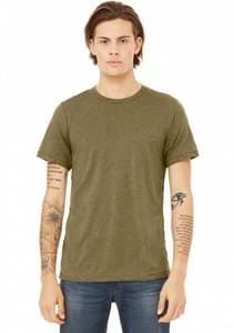COMPRAR CAMISETA TRIBLEND CUELLO REDONDO REF BE3413 BELLA-CANVAS