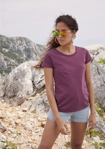 CAMISETA DE MUJER REF 613720 FRUIT OF THE LOOM