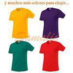 CAMISETA MARKETING DE NIÑO REF SW850 STARWORLD