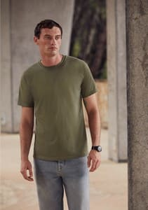 COMPRAR CAMISETA SUPER PREMIUM REF 610440 CFRUIT OF THE LOOM