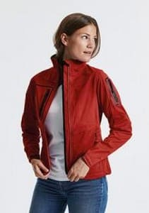 COMPRAR CAZADORA PUBLICITARIA SPORTS SHELL 5000 MUJER REF R520F RUSSELL