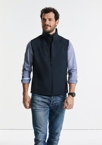 COMPRAR CHALECO DE HOMBRE SOFTSHELL REF R141M RUSSELL