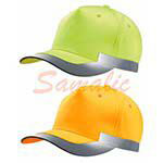 GORRA FLUORESCENTE REF KP123 K-UP