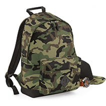 MOCHILA CAMO REF BG175 BAG BASE
