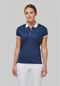COMPRAR POLO PIQUE PERFORMANCE MUJER REF PA490 PROACT