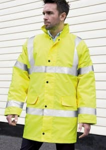 COMPRAR PARKA HIGH VIZ MOTORWAY REF R218X RESULT