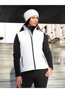 COMPRAR CHALECO SOFTSHELL PRINTABLE MUJER REF R232F RESULT