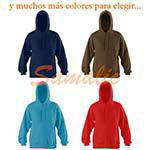 SUDADERA MARKETING DE CAPUCHA REF SW270 STARWORLD