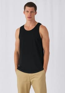 COMPRAR CAMISETA ORGÁNICA INSPIRE SIN MANGAS HOMBRE REF CGTM072 B&C