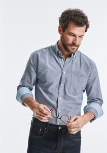 CAMISA OXFORD REF R920M RUSSELL