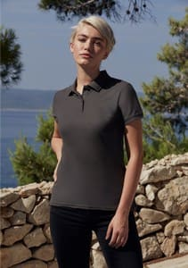 COMPRAR POLO PREMIUM MUJER REF SC63030 FRUIT OF THE LOOM
